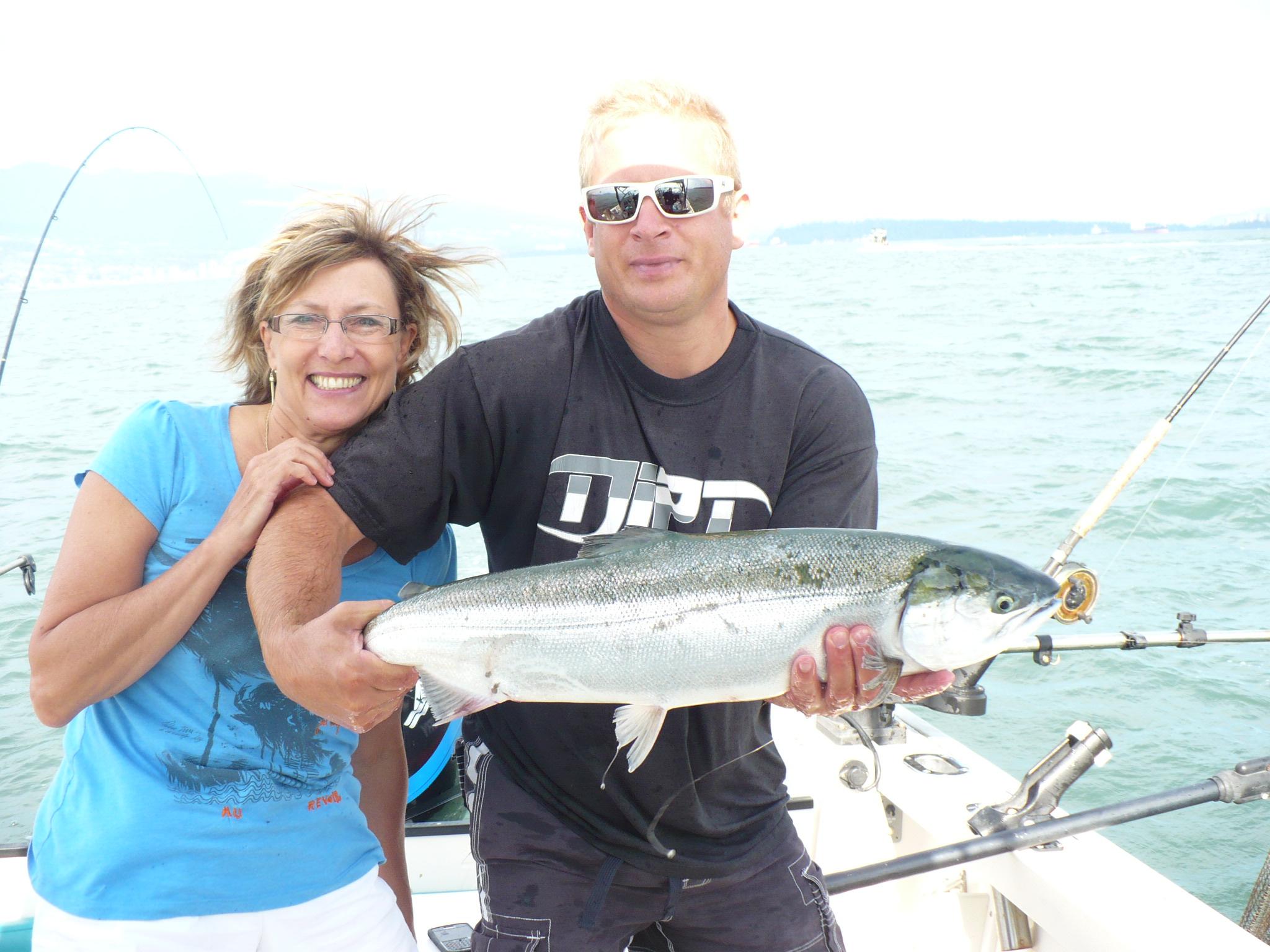 Vancouver Sockeye Salmon