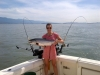 second-spring-salmon-with-vancouver-city-yvr-in-background