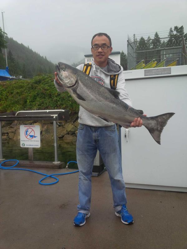 Big Spring Salmon